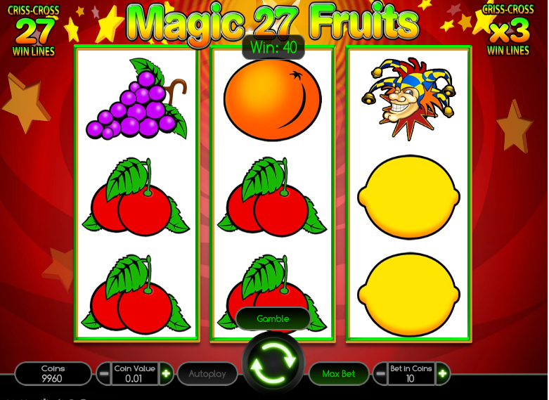 Magic Fruits 27